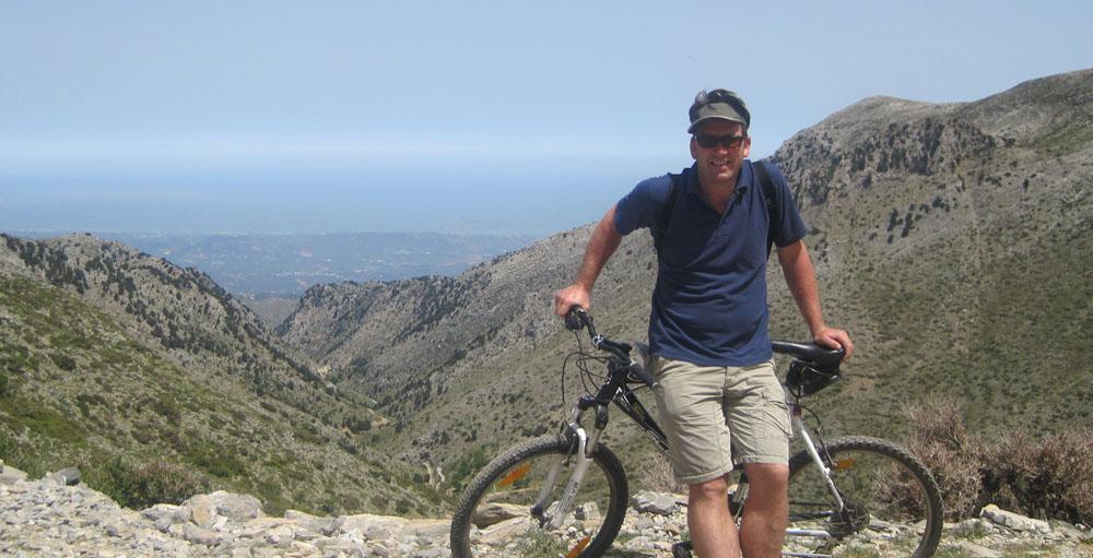 herbert biking